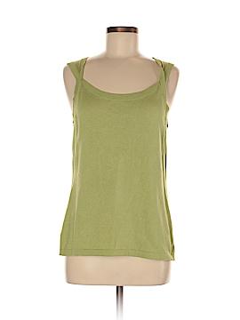 J.jill Sleeveless Silk Top Size M (Petite)