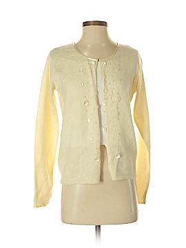 Whitewash Wool Cardigan Size S