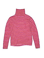 Lands' End Girls Turtleneck Sweater Size 14