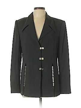 Alberto Makali Wool Blazer Size 10