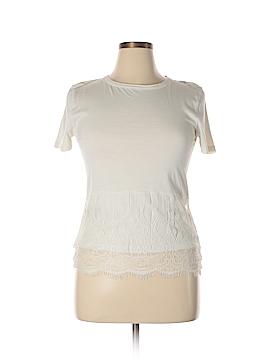 Dantelle Short Sleeve Top Size L