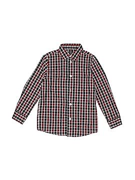 Dockers Long Sleeve Button-Down Shirt Size 7