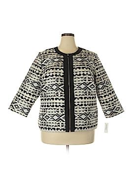 Roz & Ali Jacket Size 2X (Plus)