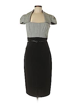 Black Halo Casual Dress Size 8