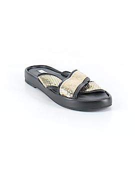 Diane von Furstenberg Flip Flops Size 7 1/2