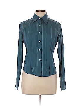Younique Long Sleeve Button-Down Shirt Size L