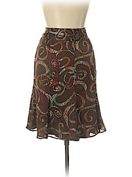 Leggiadro Silk Skirt Size 10