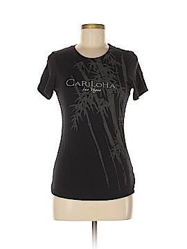 Cariloha Bambu Short Sleeve T-Shirt Size M