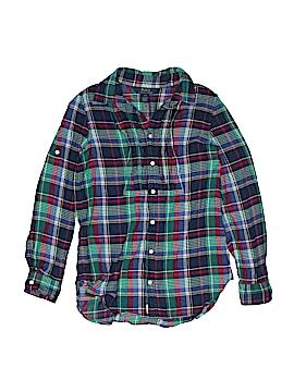 Polo by Ralph Lauren Long Sleeve Button-Down Shirt Size 12