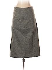 Brooks Brothers Women Wool Skirt Size 2