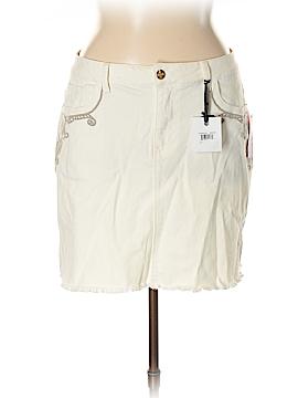 Nanette Lepore Denim Skirt Size 14w