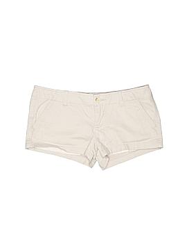 Hollister Khaki Shorts Size 1