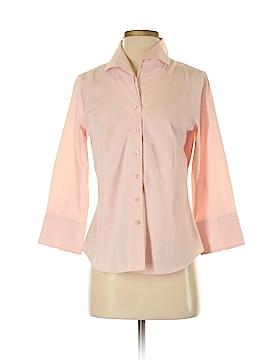 Coldwater Creek 3/4 Sleeve Button-Down Shirt Size XS (Petite)