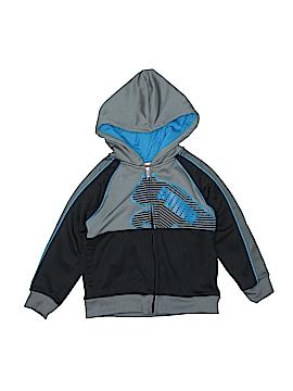 Puma Zip Up Hoodie Size 4T
