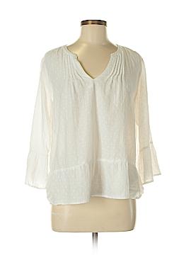 Gap 3/4 Sleeve Blouse Size M