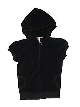 Juicy Couture Zip Up Hoodie Size M (Infants)