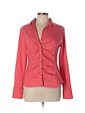 Bogner Long Sleeve Button-Down Shirt Size 12