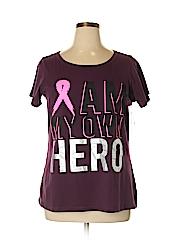 Ideology Women Active T-Shirt Size 1X (Plus)