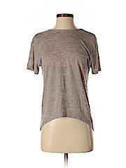 ALTERNATIVE Women Short Sleeve Top Size S