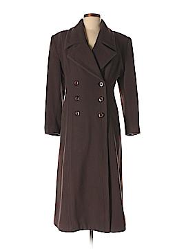 Bebe Wool Coat Size P