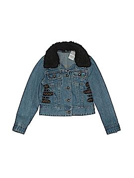 Mary Kate and Ashley Denim Jacket Size 6 - 6X