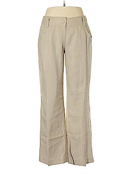 Rafaella Linen Pants Size 12