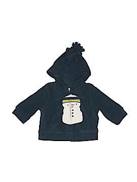 Baby 8 Zip Up Hoodie Size 3-6 mo