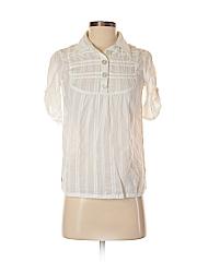 Billabong Women Short Sleeve Blouse Size S