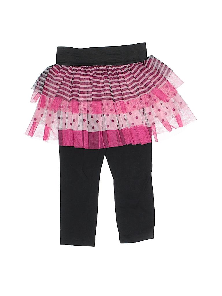 fa01dfe16 circo 100 polyester polka dots stripes pink leggings size 3t 0 .