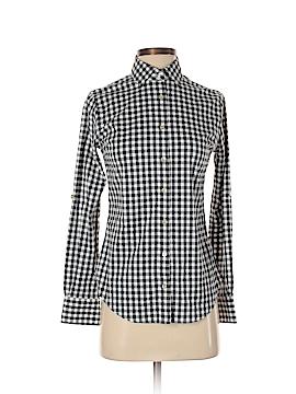PETER MILLAR Long Sleeve Button-Down Shirt Size XS