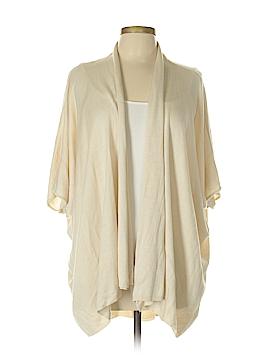 Joan Vass New York Cardigan Size Lg - XL