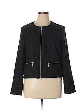 Adrienne Vittadini Wool Blazer Size XL