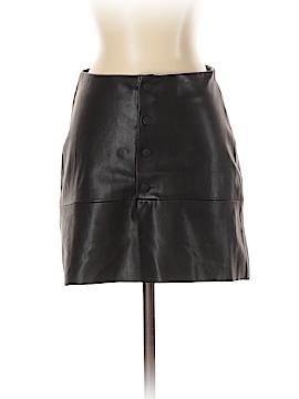 Trafaluc by Zara Faux Leather Skirt Size XS
