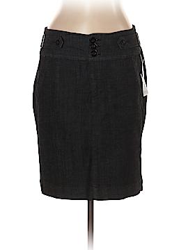 Roz & Ali Denim Skirt Size 12
