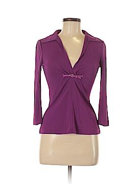 Trussardi 3/4 Sleeve Top Size 40 (IT)