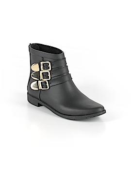 J. Crew Rain Boots Size 7