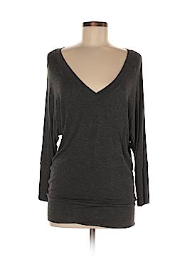 Zenana Outfitters 3/4 Sleeve T-Shirt Size M