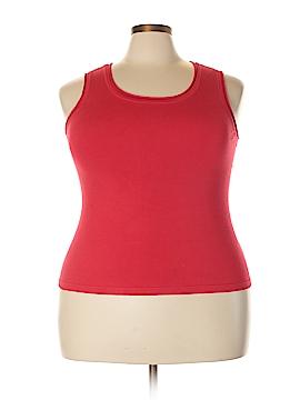 Laura Ashley Sweater Vest Size 1X (Plus)