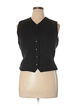 Rena Rowan for Saville Tuxedo Vest Size 14
