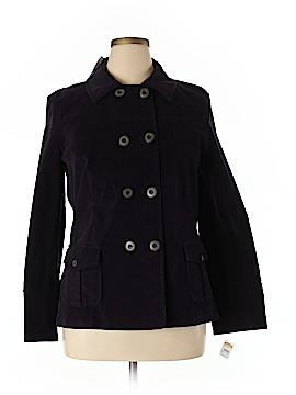 Talbots Coat Size 14