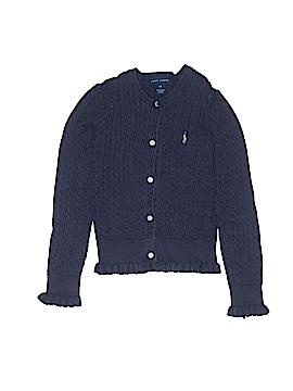 Ralph Lauren Cardigan Size 6X