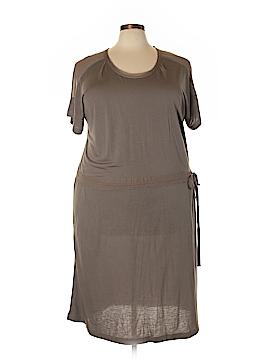 CALVIN KLEIN JEANS Casual Dress Size 0X (Plus)