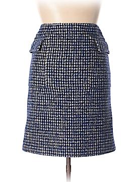 Bottega Veneta Wool Skirt Size 46 (IT)