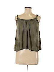 Topshop Women Sleeveless Blouse Size 0 (Petite)