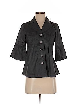Buffalo by David Bitton 3/4 Sleeve Button-Down Shirt Size S