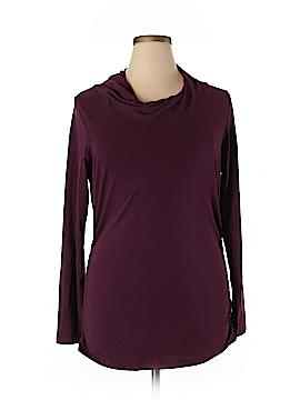 CAbi Long Sleeve Top Size XL