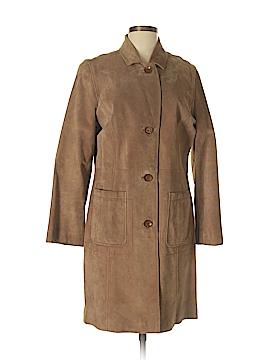 Isabella Bird Leather Jacket Size L