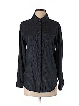 Treasure & Bond Long Sleeve Button-Down Shirt Size XS
