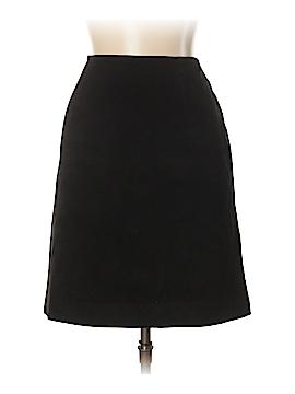DressBarn Leather Skirt Size 16