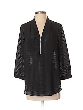Jaclyn Smith 3/4 Sleeve Blouse Size S